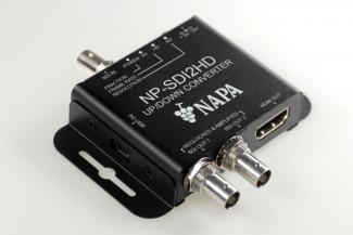 【NAPA】SDI to HDMI コンバータ