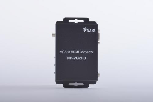 【NAPA】VGA to HDMIコンバータ